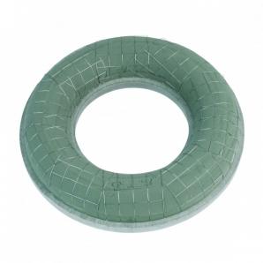 Oasis® Ecobase® Kranz 52cm mit Steckschaum(2St)
