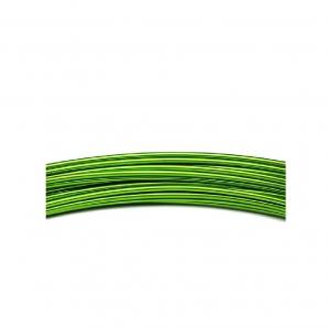 Aludraht apfelgrün 2mm60m