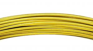Aludraht gold 2mm60m