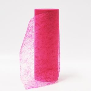 Deko-Vlies pink 23cm 25m