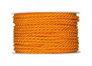 Kordelband orange 4mm25m