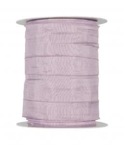 Plissee Taft dusty rosa 100mm10m