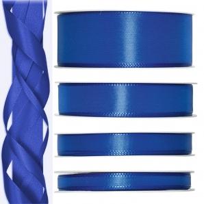 Satinband blau 50m in verschiedenen Größen