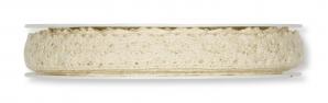 Spitzenband - Häkelspitze creme 13mm7m