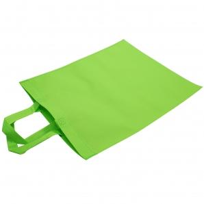 Tasche apfelgrün 45x37cm 24Stk