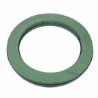 Oasis® Kranz mit Steckschaum und Kunststoffschale 40cm(2St)