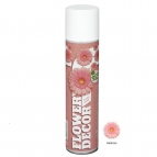 Blumenspray Flower decor hellrosa 400ml