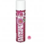 Blumenspray Flower decor pink 400ml