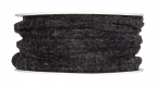 Filzband anthrazit 4mm x 15m
