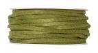 Filzband dunkelgrün 04mm x 15m