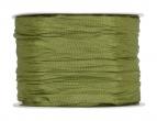 Plissee Taft grün-moosgrün 60mm10m