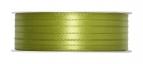 Doppel Satinband oliv 06mm x 50m