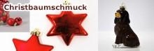 Christbaumschmuck & Weihnachtskugeln