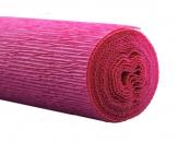 Floristenkrepp rosa-altrosa 50x250cm 1Rolle