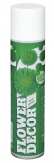 Blumenspray Flower decor maigrün 400ml