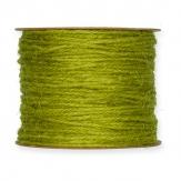 Jutekordel grün 2mm x 50m