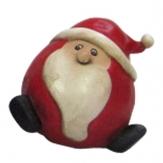 Weihnachtsmann aus Keramik 11cm (1St)