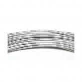 Aludraht silber/natur 2mm60m
