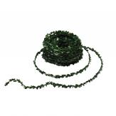 Girlande - Mini-Buchsbaumgirlande grün 30m 1Stk