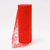 Deko-Vlies rot 23cm 25m