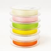 Dekoband Rips  15mm20m in verschiedenen Farben
