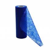 Deko-Vlies blau 23cm25m 1Stk