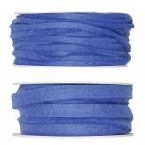 Filzband blau - in zwei Größen