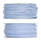 Filzband blau - hellblau in zwei Größen