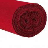 Floristenkrepp rot - dunkelrot 50x250cm  1Rolle