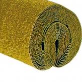 Floristenkrepp - gold 50 x 250 cm  1Rolle