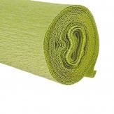 Floristenkrepp grün - hellgrün 50x250cm  1Rolle