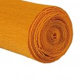 Floristenkrepp mandarin 50x250cm  1Rolle