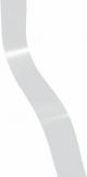 Geschenkband silber 10mm250m