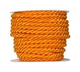 Kordelband orange 6mm10m --Auslaufartikel--