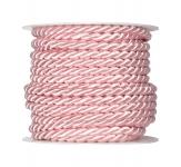 Kordelband rosa 6mm10m --Auslaufartikel--