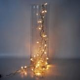 LED Perlen-Lichterkette 180cm 30 Lichter 1St.