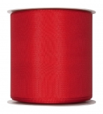 Satinband rot 100mm x 25m