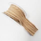 Strickband elastisch beige 40mm2m