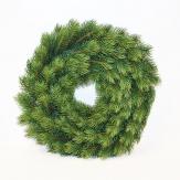Tannenkranz grün 50cm auf Styropor