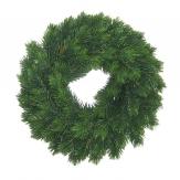 Tannenkranz grün 30cm auf Styropor