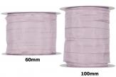 Plissee Taft rosa-dusty rosa in versch. Breiten 10m