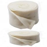 Wollband Lehner Wolle creme in 2 Größen