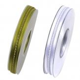 Weihnachtsband in zwei Farben15mm20m