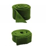 Wollband Lehner Wolle grün in 2 Größen