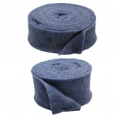 Wollband Lehner Wolle marine in 2 Größen