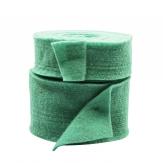 Wollband Lehner Wolle grün-mintgrün in 2 Größen