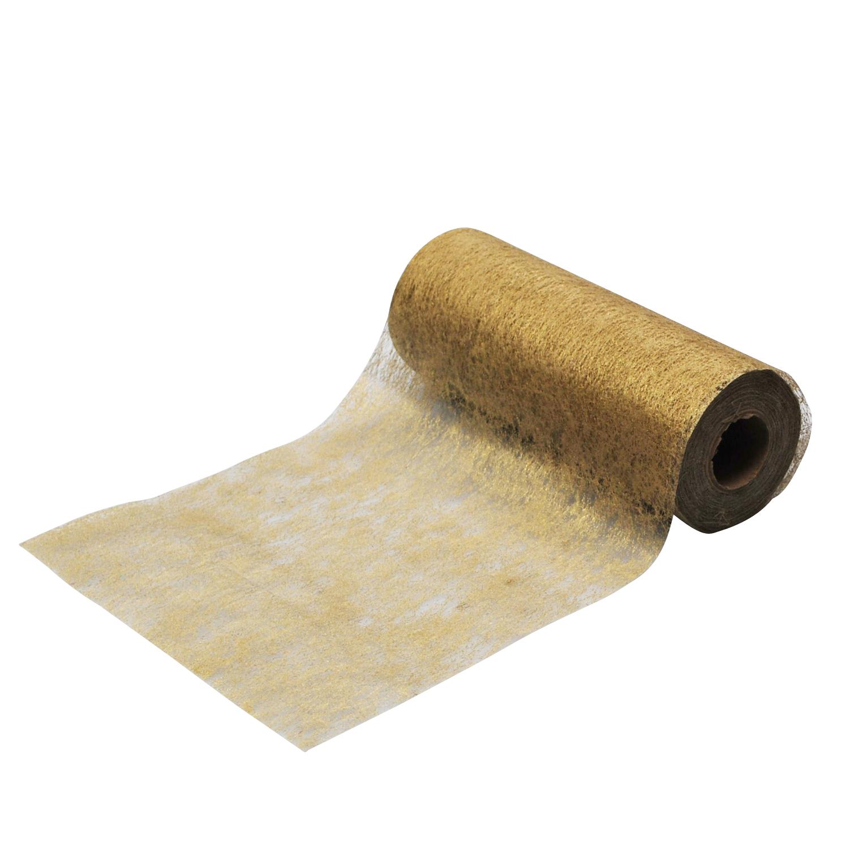 Deko vlies in gold und silber 23cm25m 1stk g nstig kaufen for Deko wohnzimmer gold silber