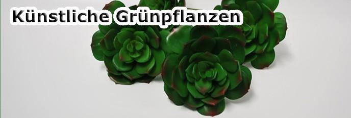 Künstliche Grünpflanzen