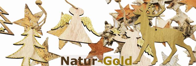 Farbthema Natur-Gold