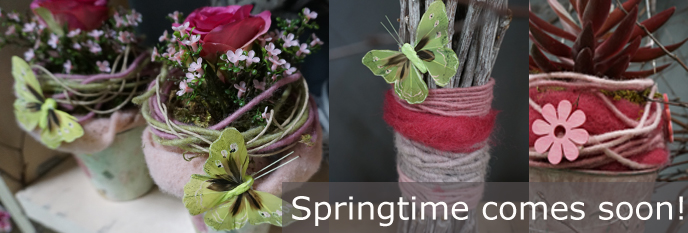 Frühjahrs Deko